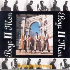 Boyz II Men - Cooleyhighharmony (CD 1991) Used MINT CD