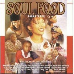 Soul Food - Original Film Soundtrack (CD 1997) Used CD Near Mint
