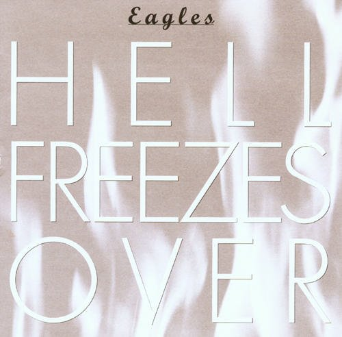 The Eagles - Hell Freezes Over (CD, 1994) Used MINT CD