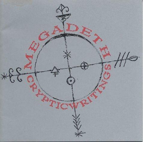 Megadeth - Cryptic Writings (CD, 1997) Near Mint Used CD