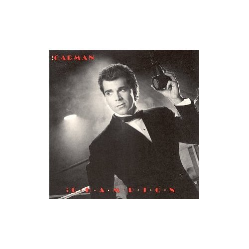 Carman - The Champion (CD, 1994) Christian MINT Used CD - Out Of Print