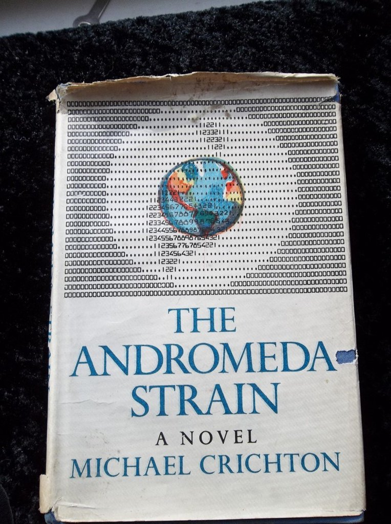 a reading report on the andromeda strain by michael crichton The andromeda strain read online free from your pc or mobile the andromeda strain is a science fiction novel by michael crichton.
