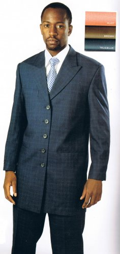 SINGLE BREASTED 5 BUTTON SUIT
