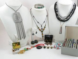 Fashion Jewelry Lot: Marjolein Bastin, B. Moss and MORE!