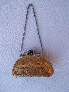 Just The Right Shoe - Tapestry #26403 Purse