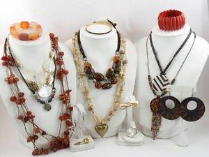 Fashion Jewelry Lot: NWT Sonoma, Fossil, J. Crew