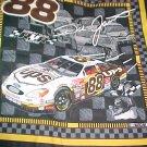 UPS NASCAR #88 DALE JARRETT Fabric Craft Squares - 1 yd