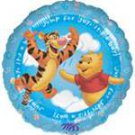28'' ANAGRAM WINNIE THE POOH & TONY THE TIGER ( IT'S A BOY ) FOIL BALLOON