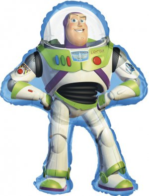 ANAGRAM TOY STORY ( SUPERSHAPED ) FOIL HELIUM BALLOON