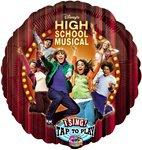 HIGH SCHOOL MUSICAL ( SINGING BALLOON  ) FOIL BALLOON
