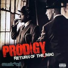 PRODIGY / RETURN OF THE MAC  MUSIC CD