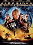 NEW ALEX RIDER / DVD MOVIE