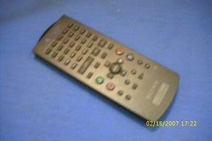 SONY SCPH -10150  PLAYSTATION 2 DVD / REMOTE CONTROL
