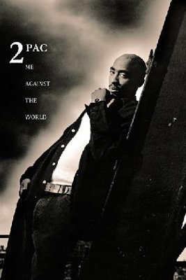 NEW TUPAC - ME AGAINST THE WORLD 24 X 36  MUSIC POSTER