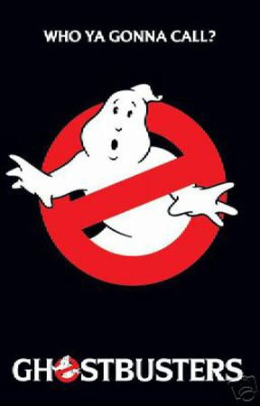 NEW GHOSTBUSTERS - 24 X 36 MOVIE POSTER
