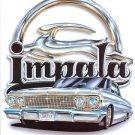 NEW IMPALA LOGO -  24 X 36 CAR POSTER