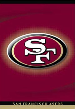 New San Francisco 49ers - 22 X 35 Nfl Sports Poster