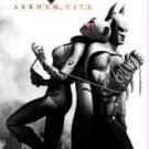New Batman Arkham Aslum - batman & Catwoman  22 1/2'' X 34'' Movie Poster