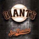 "New San Francisco Giants  - Logo  22 "" X 34'' Mlb Poster"