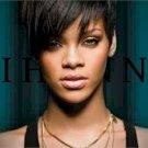 """Rihanna - Closeup Necklace  24'' x 36""""  Music Poster"""