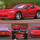 """Dodge Viper - GTS  24'' x 36""""  Car Poster"""