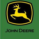 "John  Deere - Logo  22'' x 34""  Poster"