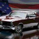 "Pontiac GTO -  24'' x 36""  Car  Poster"