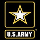 United States Army Logo 22'' x 34''  Poster