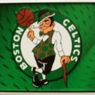 Boston Celtics NBA Embossed Metal Novelty License Plate Tag Sign