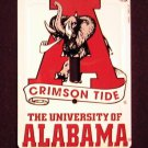 Alabama  - NCAA Light Switch Covers (single) Plates
