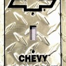 Chevy Rock Solid Diamond - Novelty Light Switch Covers (single) Plates