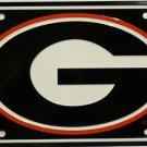 University of Georgia Bulldogs Collegiate - Ncaa Novelty License Plate Tag Sign