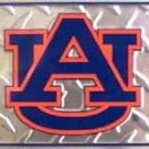 University of Auburn Tigers Collegiate - Ncaa Novelty License Plate Tag Sign