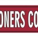 NCAA University of Oklahoma Sooners Country Embossed Metal Arrow Sign