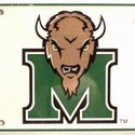 Marshall University License Plate - Ncaa Novelty License Plate Tag Sign