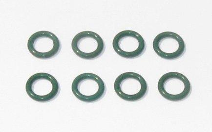 Honda OBD0 OBD1 OBD2 Fuel Injector top O-rings(8) Viton