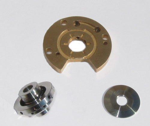 Precision T3 T4 360 Thrust Rebuild Kit: Garrett T3 T4 T04E 360 Degree Turbocharger Thrust Bearing