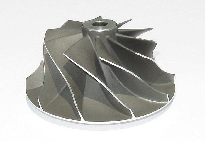 Turbocharger Compressor wheel for Chevrolet GMC Duramax 6.6 Turbodiesel LB7 Turbo RHG6