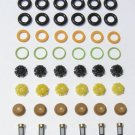 BMW Fuel Injector O'rings Seals Pintle Caps Filter Baskets 2.5L 3.0L 3.2L 3.5L  325i 525i E36 E34