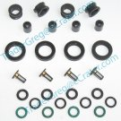 Fuel Injector Service Repair Kit for Honda Acura 4 Cyl O'rings Seals Filters