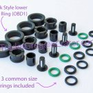 Honda OBD1 Fuel Injector Service kit Pintle caps. Seal Rings, Filter Baskets, O'rings