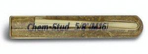 "3/8"" Rawl Powers Chem Stud Glue Capsule 10 Pack"