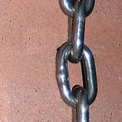 """3/8"""" Chain Anchor 316 Stainless Steel 12"""" 42.7kN"""