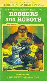 Carr, Mike - Robbers and Robots Dungeons and Dragons, 1983