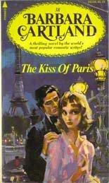 Cartland, Barbara - The Kiss In Paris, 1976