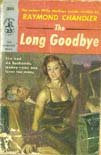 Chandler, Raymond - The Long Goodbye, Vintage Paperback 1955