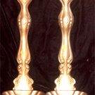 Gold Metal Ladles Set, circa 1950-1960
