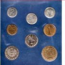 Coins of Austria Collectors Coin Set