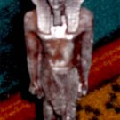 Egyptian Pharaoh Figurine
