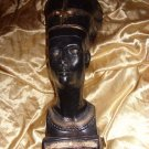 Large Ebony Nefertiti Bust